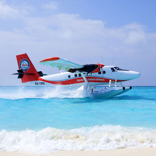 How to get from Airport to Hulhumalé island?