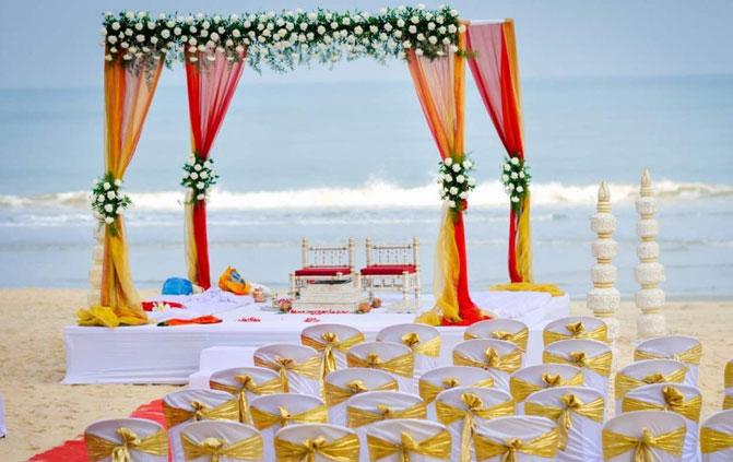 Destination Beach Weddings at Maldives