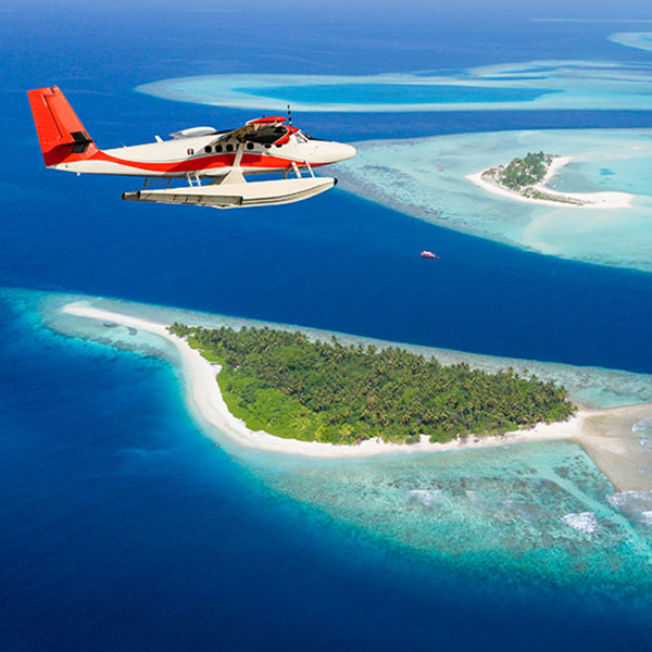 Transfer options from the Airport to Malé