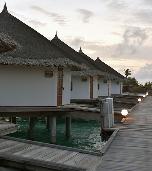 Tips for staying at a resort when in the Maldives