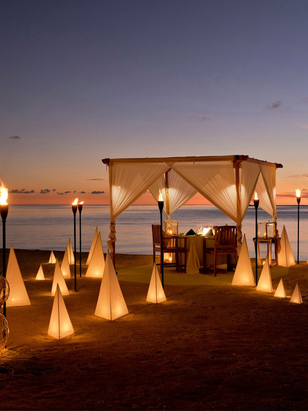 Maldivian wedding and honeymoon package