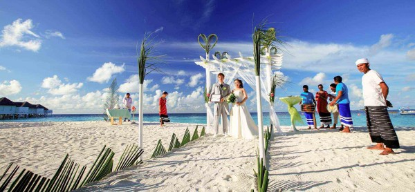 Thinking of getting married in the Maldives? Keep these things in mind