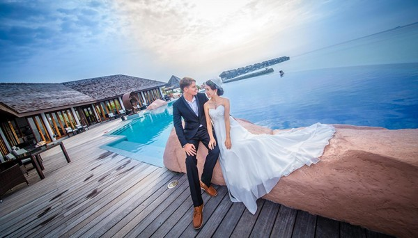 Top reasons why you should plan your destination wedding in the Maldives