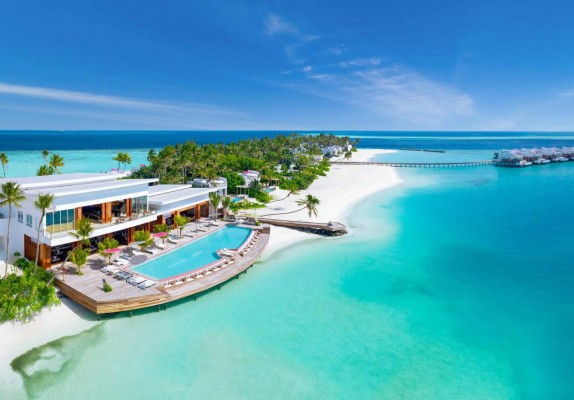 Top 10 resorts in the Maldives