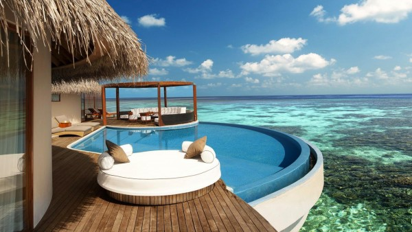 Top 10 family hotels in the Maldives