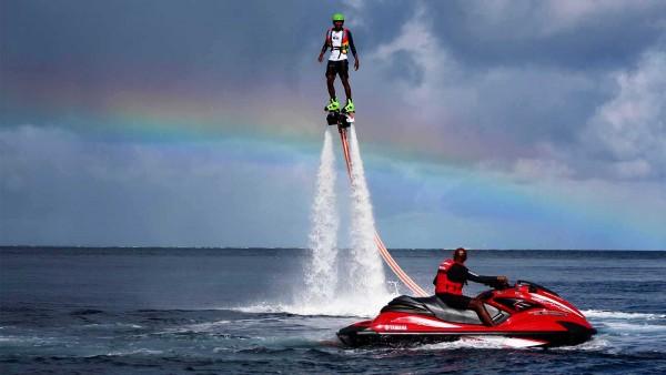 Maldives—The Ultimate Water Sports Destination