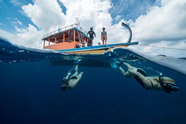 Water Sports Safari in the Maldives